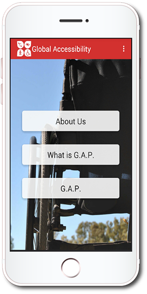 App Bfree - Global Accessibility | Get ready with your cool and feature rich application mobile Soluzione speciale per esigenze speciali: App Bfree.